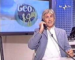 Renato Assin in televisione